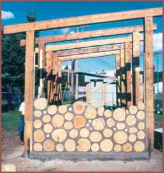 Cordwood Measure