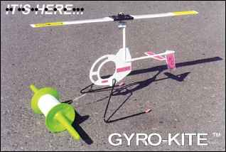 How Make Gyro Kite