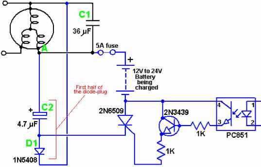 Air Circuit Free Energy