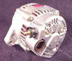 Inside Alternator Regulator
