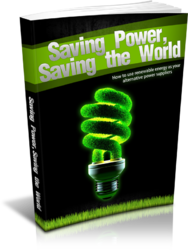 Saving Power, Saving The World