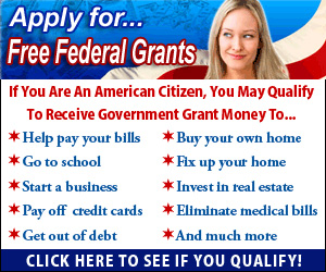 Government Grants Database
