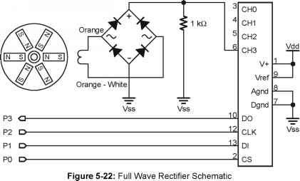 1n4148 Full Wave Rectifier