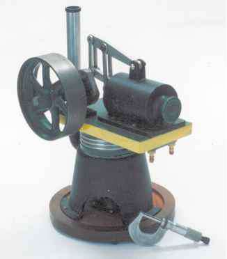 Robinson Stirling Engine