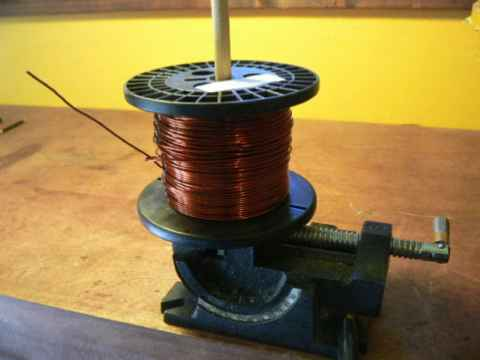 Free Energy Coil Generator