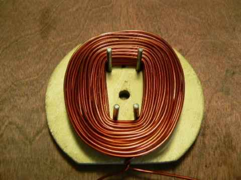 Free Energy Device With Copper Coil