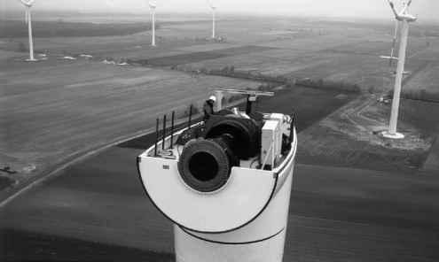 Wind Turbine Rator Neg Micon
