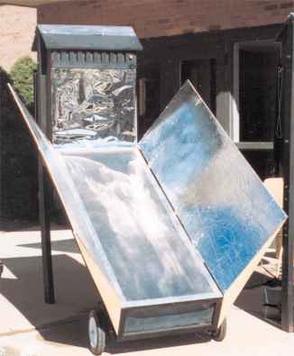 Boone Solar Dryer